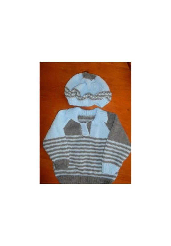 Laine à tricoter jaune clair, 50g