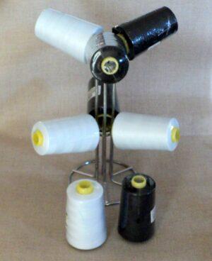 Cône fil pour la surjeteuse, fil à coudre machine