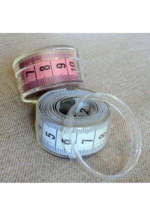 Mètre ruban centimètre 150 cm en boîte