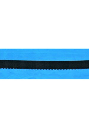 Elastique bretelle noir 20mm pour soutien gorge, lingerie, dentelle crochet , vendu au mètre