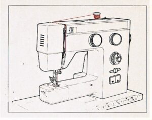 """Fil à coudre """"machine"""""""